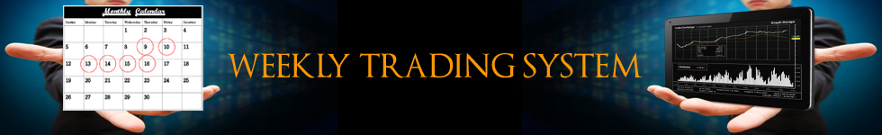 Weekly option trading system